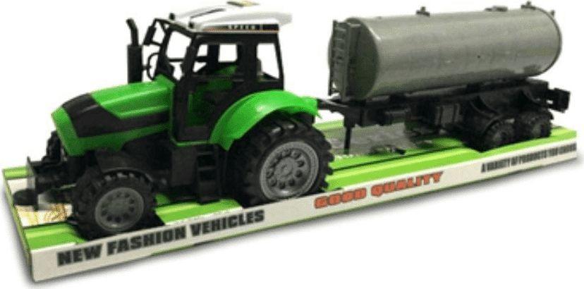 Artyk Traktor z maszyną rolniczą 55 cm 1