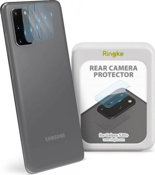 Ringke 3x Szkło Ringke ID Glass na aparat obiektyw do Samsung Galaxy S20 Plus uniwersalny 1