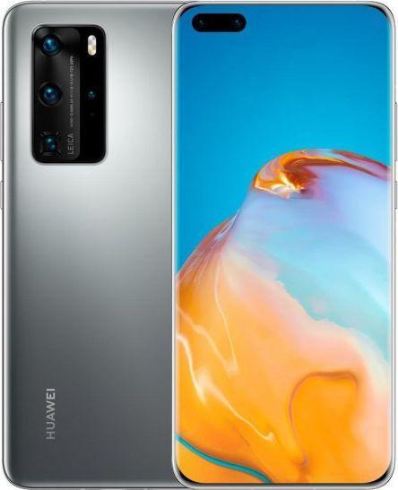Smartfon Huawei P40 Pro 8/256GB Dual SIM Srebrny  (P40Prosilver) 1
