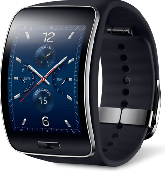 Smartwatch Samsung  (SM-R7500ZKAXEO) 1