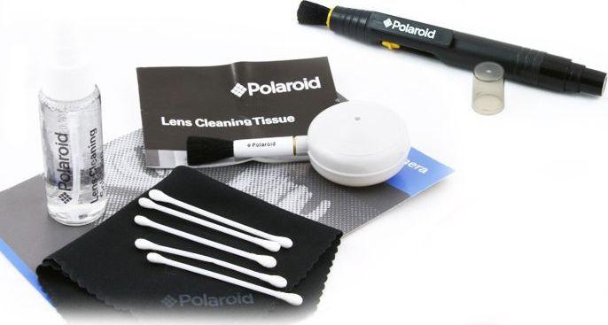 Polaroid Zestaw czyszczący do aparatów i kamer 1