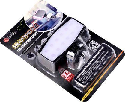 Tolifo Lampa diodowa LED 12 na telefon 1