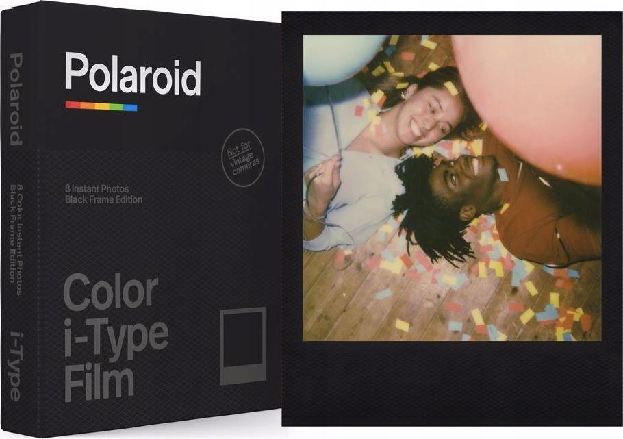 Polaroid i-TYPE Onestep VF 2 / Onestep+ / NOW - BLACK FRAME 1