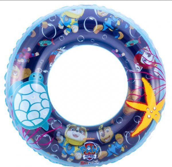 Koło do pływania Psi Patrol 3D 50 cm 1