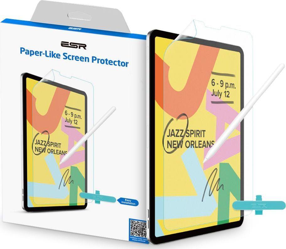 "Folia ochronna ESR Paper Like Film iPad Pro 12.9"" 1"
