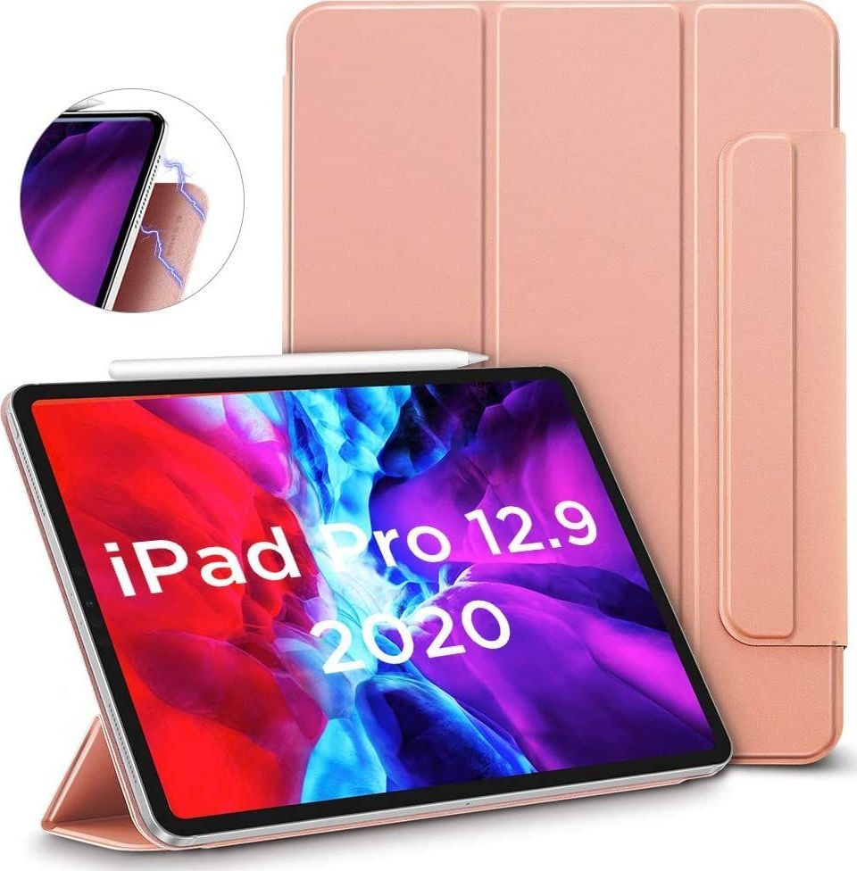 Etui do tabletu ESR ESR REBOUND MAGNETIC IPAD PRO 12.9 2018/2020 ROSE GOLD 1