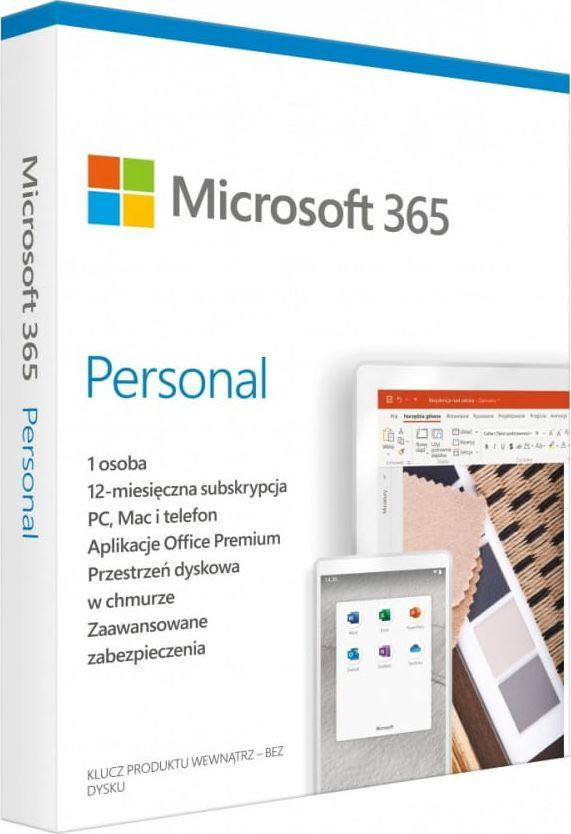 Microsoft 365 Personal PL (QQ2-01000) 1