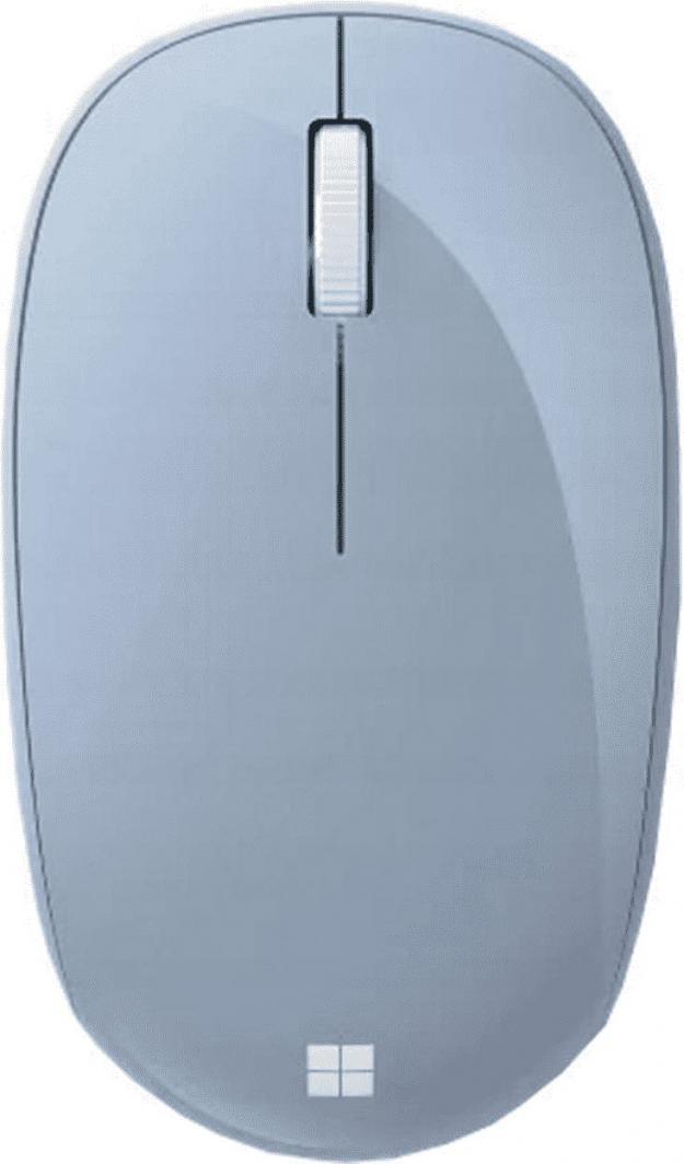Mysz Microsoft Hdwr PastelBlue (RJN-00015) 1