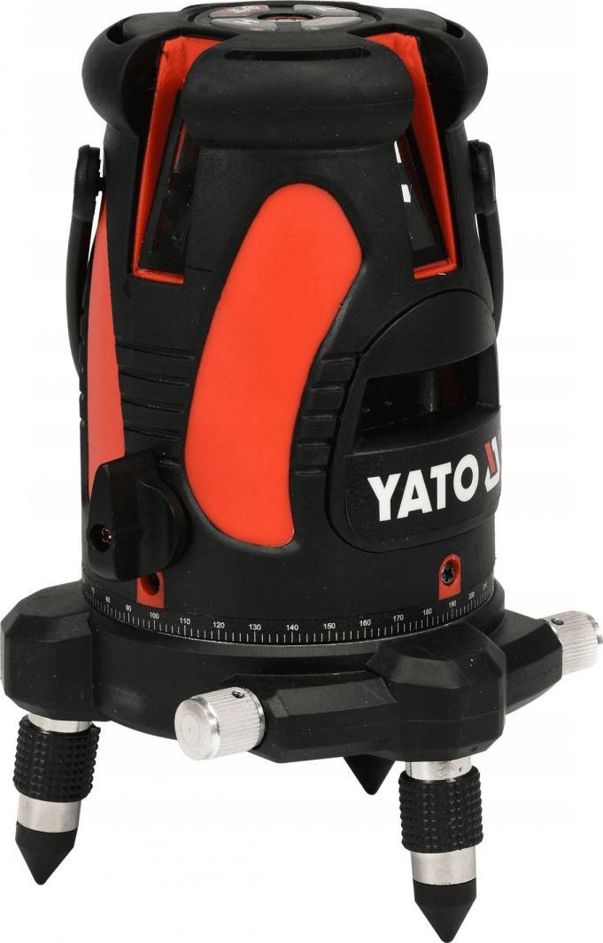 Yato laser liniowy zielona wiązka (YT-30432) 1