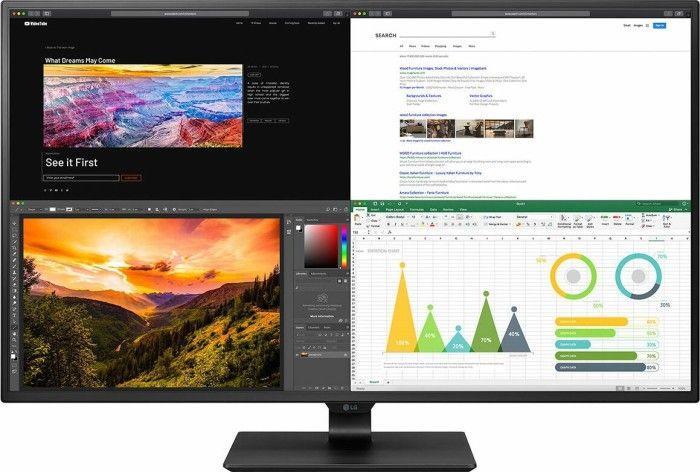 Monitor LG 43UN700-B 1