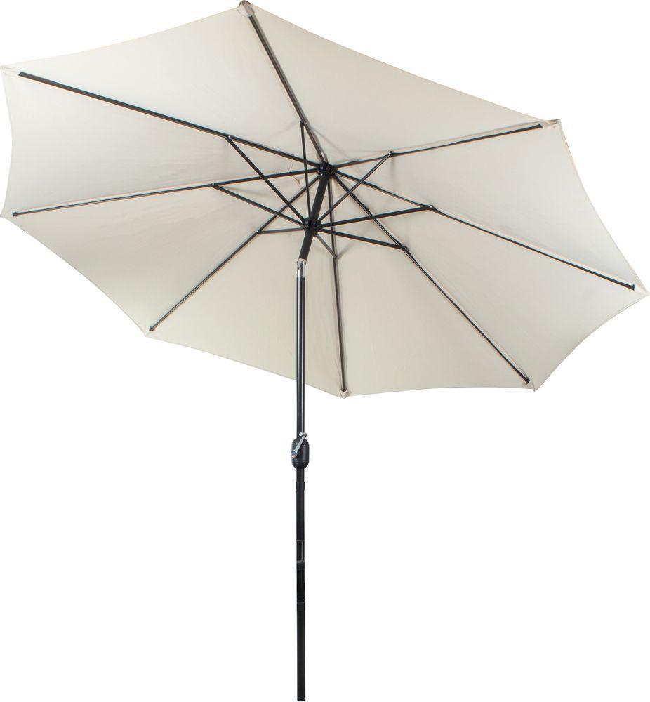Fieldmann Kremowy parasol 3m, FDZN 5006 1