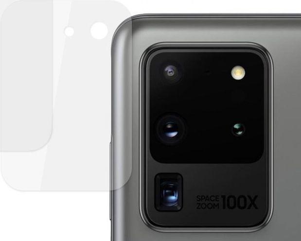 Alogy Szkło x2 na tył obiektyw hartowane Alogy do Samsung Galaxy S20 Ultra uniwersalny 1