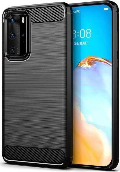 Alogy Etui na telefon Alogy Rugged Armor do Huawei P40 Pro czarne uniwersalny 1