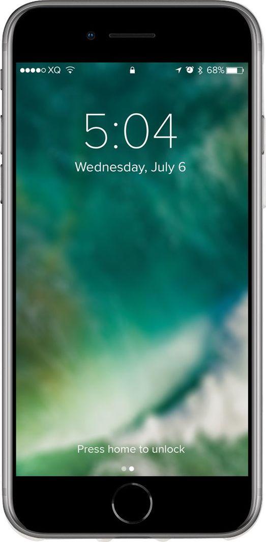 Xqisit XQISIT Flex Case for iPhone SE 2 clear 1