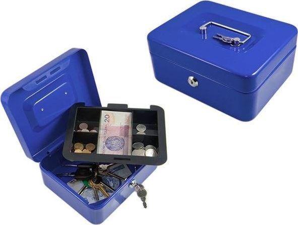 Daytona Kasetka metalowa na pieniądze niebieska AG117C  1