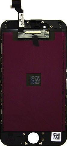 MODUŁ WYŚWIETLACZ LCD + DIGITIZER IPHONE 6 CZARNY EKRAN DOTYKOWY DIGI DOTYK 6G 1