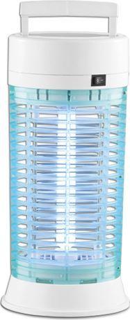 LTC Lampa owadobójcza UV na komary 11W 40m2, biała. 1