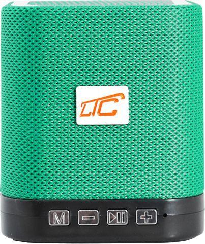 Głośnik LTC LXBT201M zielony 1