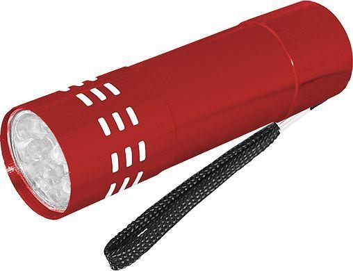 Latarka LTC Latarka ręczna LTC LL36 9 LED, CZERWONA. 1