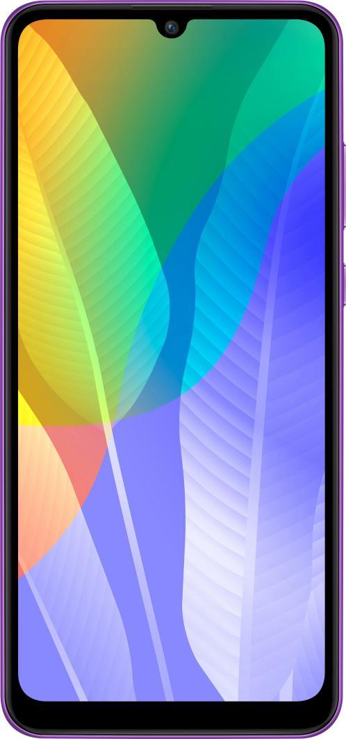 Smartfon Huawei Y6P 64GB Dual SIM Fioletowy 1