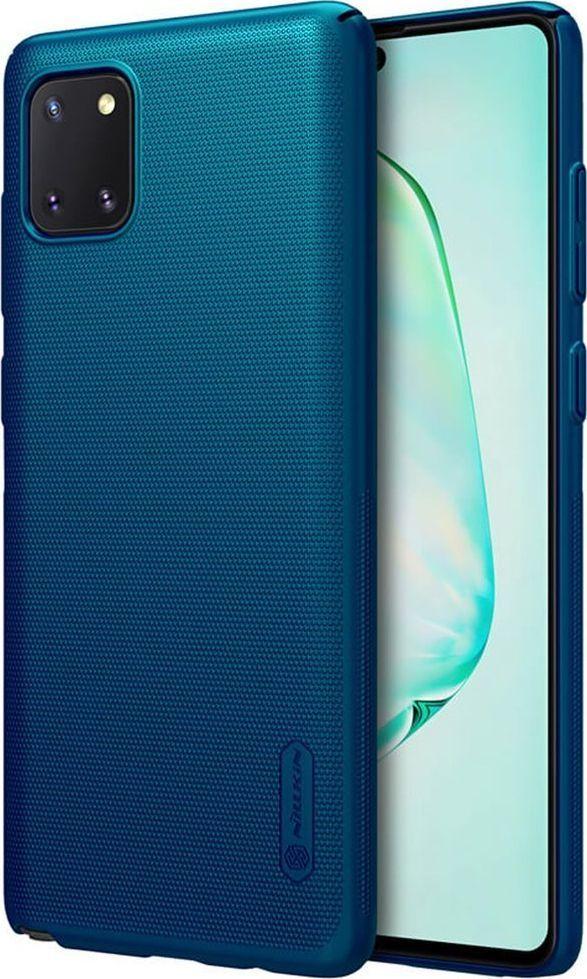 Nillkin Etui Nillkin Frosted Galaxy Note 10 Lite - Peacock uniwersalny 1