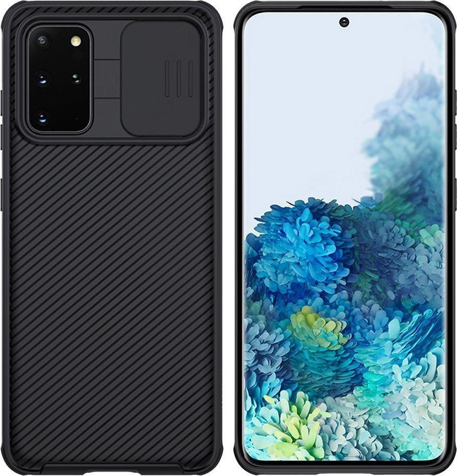 Nillkin Etui Nillkin CamShield Galaxy S20+ - Black uniwersalny 1