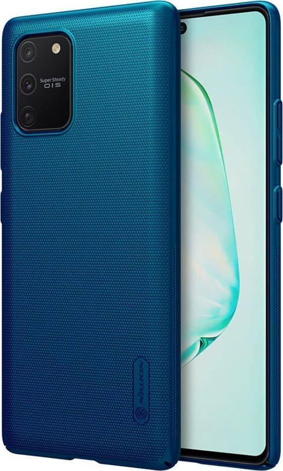 Nillkin Etui Nillkin Frosted Galaxy S10 Lite - Peacock uniwersalny 1