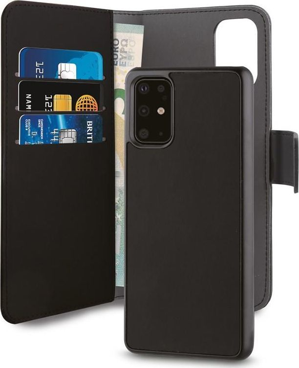 Puro Wallet Detachable Huawei P40 Pro 2w1 HWP40PBOOKC3BLK 1