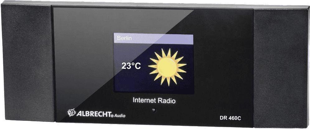 Radio Albrecht DR 460 C  1