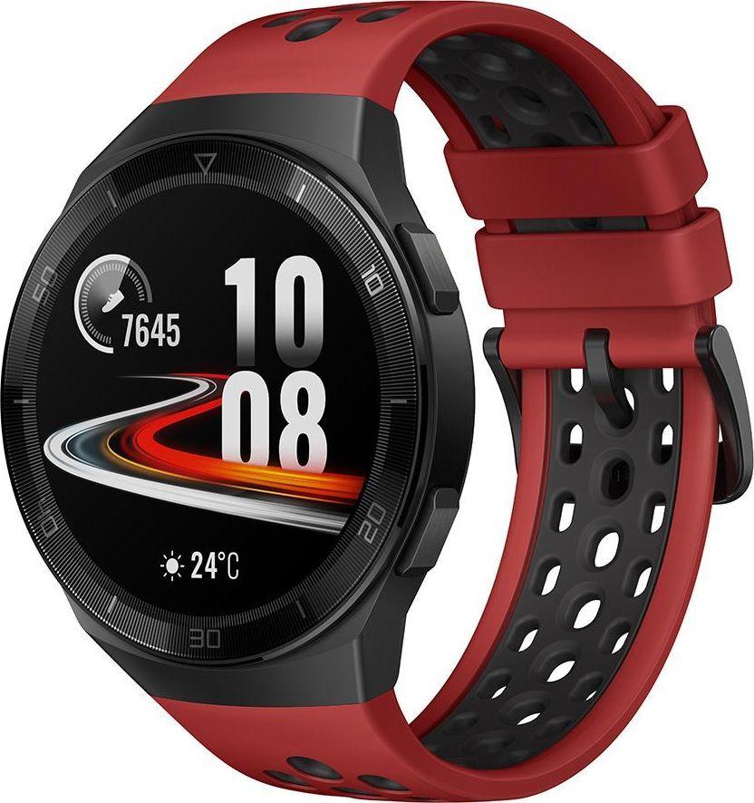 Smartwatch Huawei Watch GT 2e Czerwony  (Hector-B19R) 1