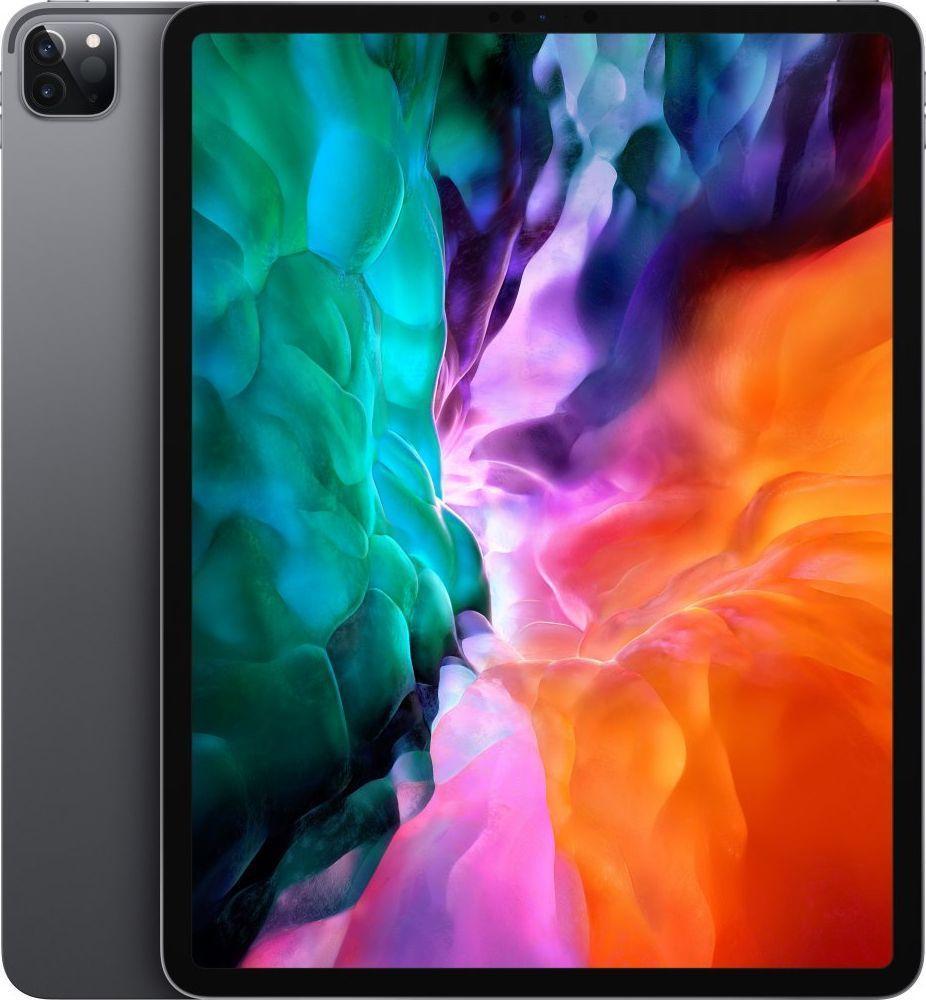 "Tablet Apple iPad Pro + Cellular 2020 12.9"" 128 GB 4G LTE Szary  (MY3C2FD/A) 1"