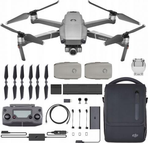 Dron DJI Mavic 2 Zoom + Fly More Kit (9409-56717) 1