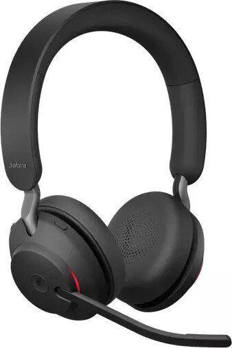 Słuchawki z mikrofonem Jabra Evolve2 65 Stand Link380c MS Stereo (26599-999-889) 1