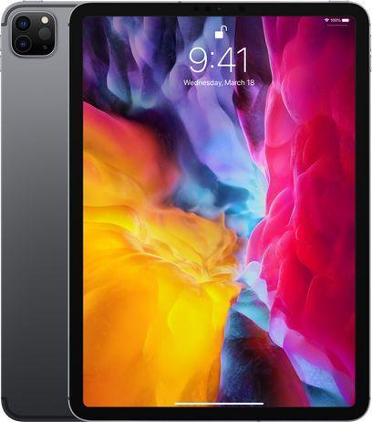 """Tablet Apple iPad Pro 2020 + Cellular 11"""" 256 GB 4G LTE Szary  (MXE42FD/A) 1"""