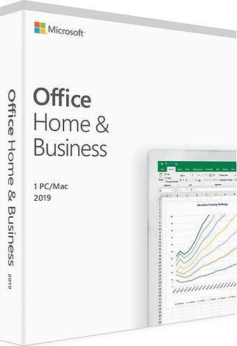 Microsoft Office 2019 Home & Business LV (T5D-03316) 1