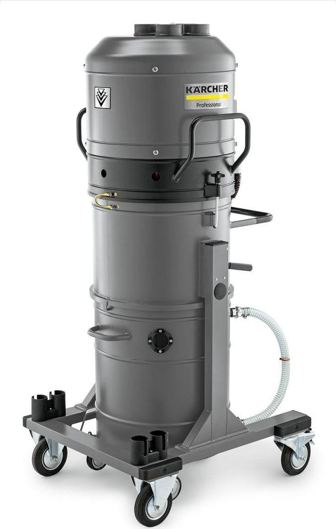 Karcher odkurzacz przemysłowy IVR-L 100/30 uniwersalny (10076) 1