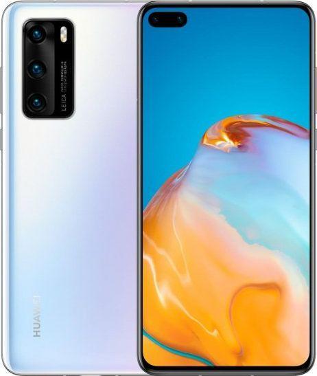 Smartfon Huawei P40 128 GB Dual SIM Biały  (P40white) 1