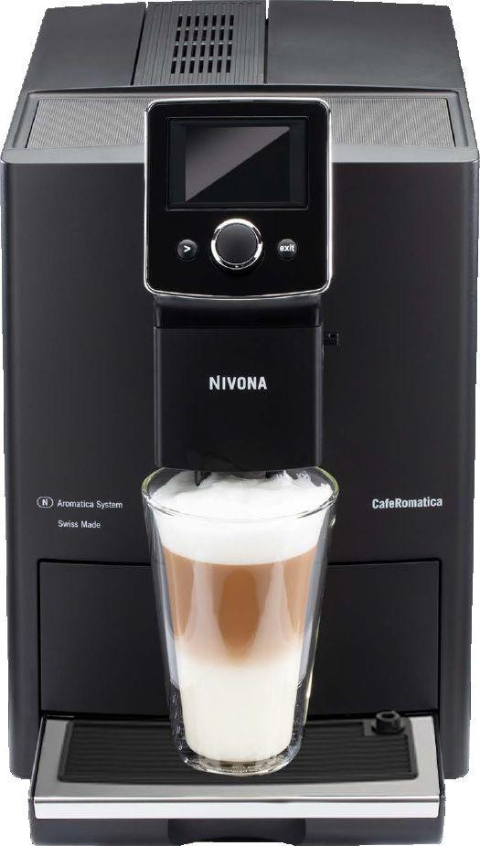 Ekspres ciśnieniowy Nivona CafeRomatica 820 1