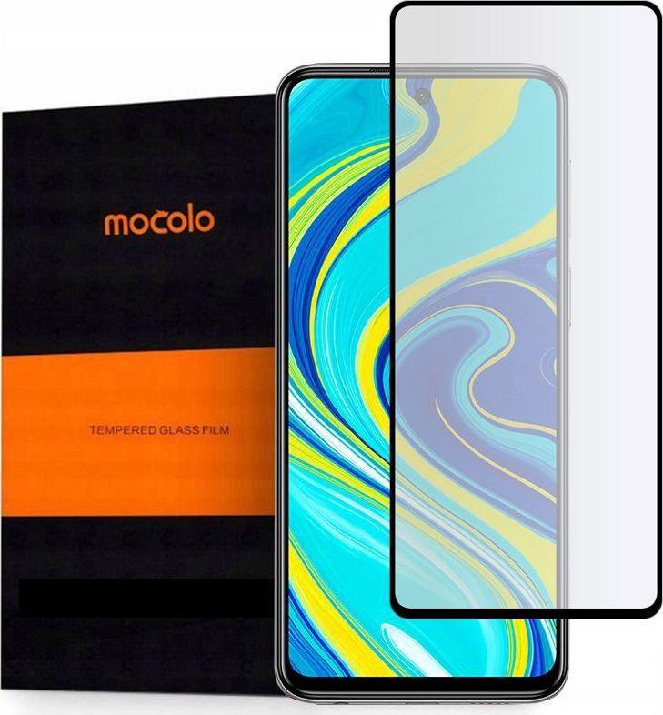 Mocolo TG+Full Glue Xiaomi Redmi Note 9S/9 Pro/9 Pro Max 1