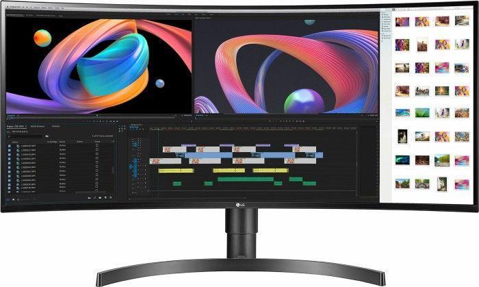 Monitor LG 34WN80C-B 1