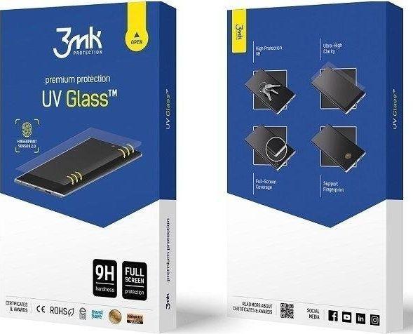 3MK 3MK UV Glass RS Sam G980 S20 Szkło bez Lampy UV 1