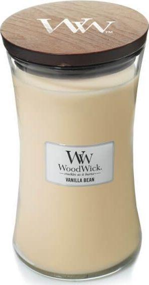 WoodWick świeca zapachowa Vanilla Bean 609,5g (93112E) 1