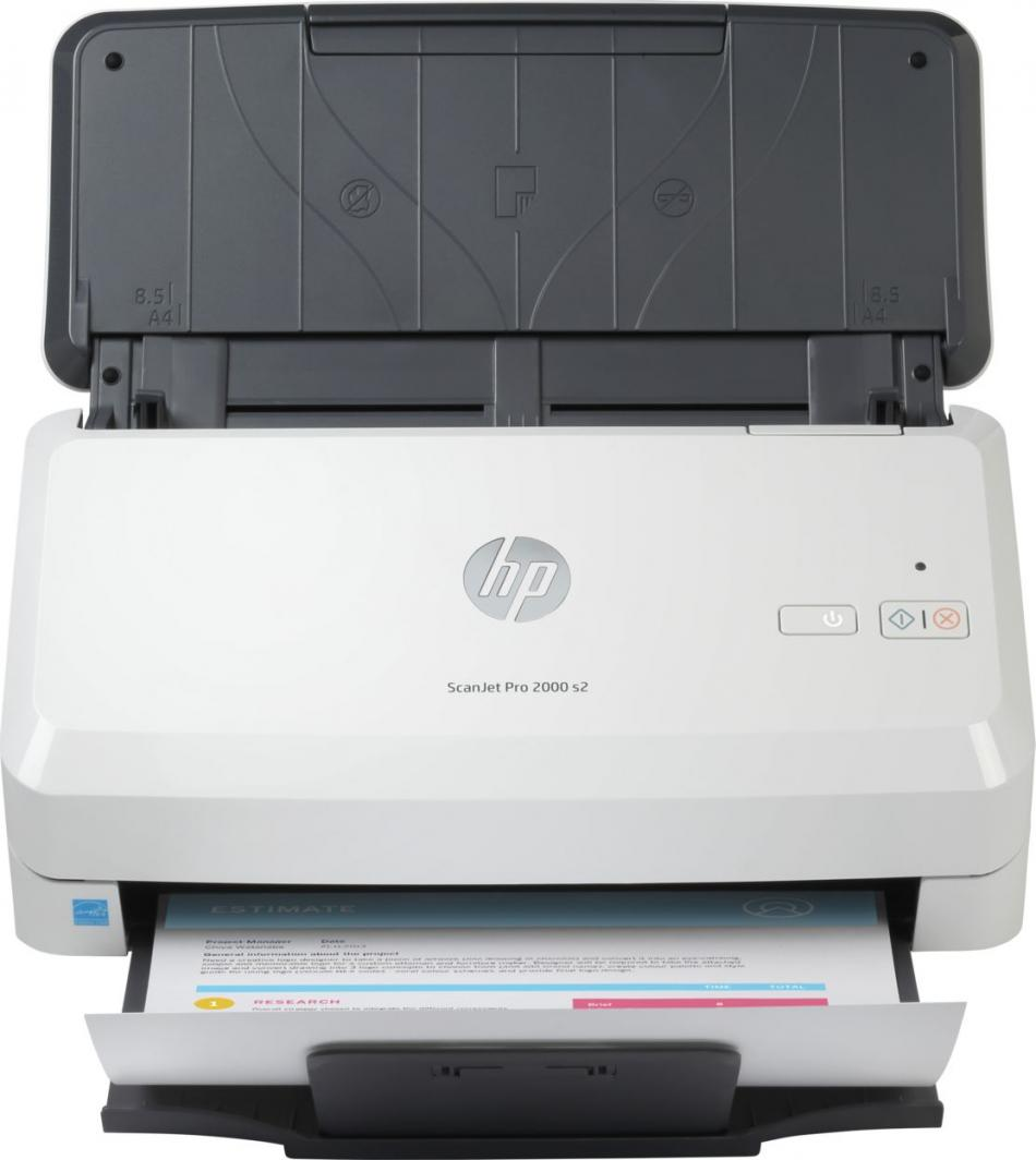 Skaner HP ScanJet Pro 2000 S2 (6FW06A#B19) 1