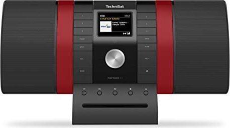 Radioodtwarzacz Technisat Technisat MultyRadio 4.0 black/red 1