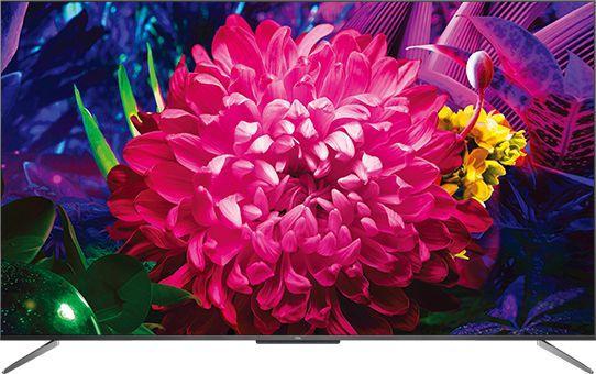 Telewizor TCL 65C715 QLED 65'' 4K Ultra HD Android  1