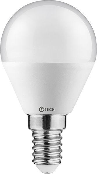 GTV Żarówka LED G-TECH E14 3W 3000K (GT-SMGB45B-30) 1