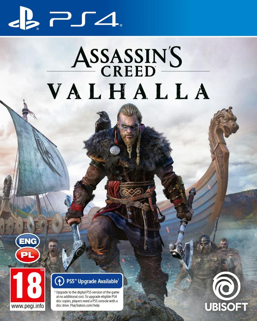 Assassin's Creed Valhalla PS4 1