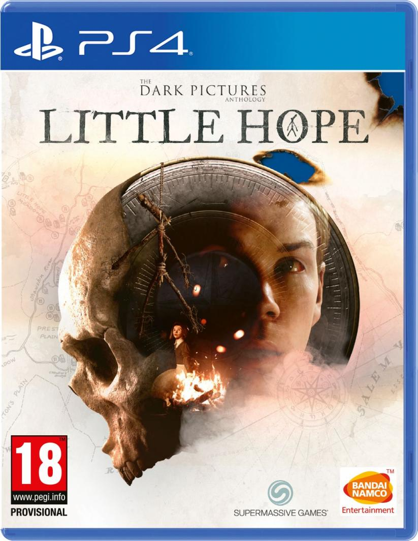 The Dark Pictures - Little Hope 1