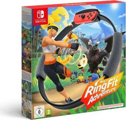 Nintendo zestaw Ring Fit Adventure 1