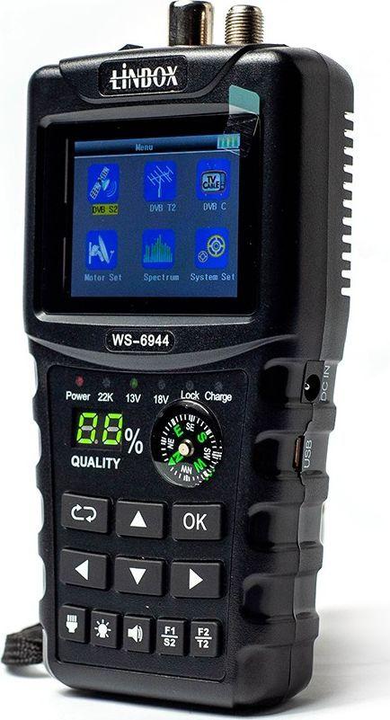 SAT-LINK Miernik combo Linbox WS6944 HD 1